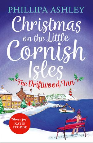 Christmas on the Little Cornish Isles: The Driftwood Inn book image