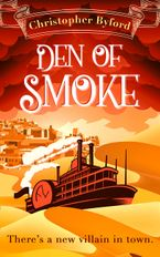 Den of Smoke (Gambler's Den series, Book 3)