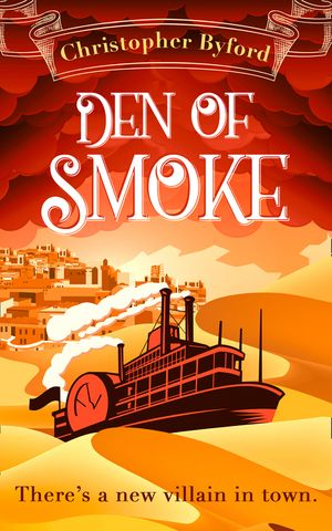 Den of Smoke (Gambler's Den series, Book 3) book image