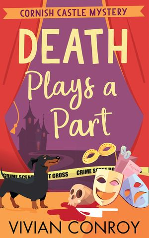 Death Plays a Part (Cornish Castle Mystery, Book 1) book image