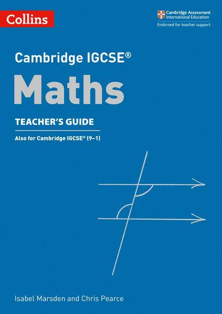 Cambridge IGCSE® Maths Teacher\'s Guide (Cambridge International ...