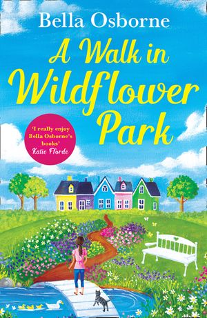 A Walk in Wildflower Park (Wildflower Park Series) book image