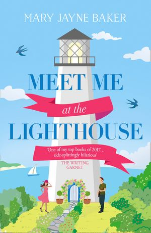 Meet Me at the Lighthouse book image