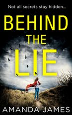 Behind the Lie eBook DGO by Amanda James