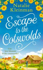 Escape to the Cotswolds eBook DGO by Natalie Kleinman