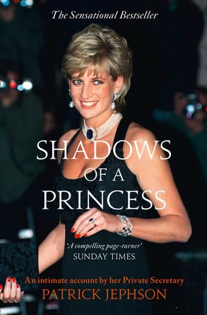 Cover image - Shadows Of A Princess: Diana, Princess of Wales (1961 - 1997)