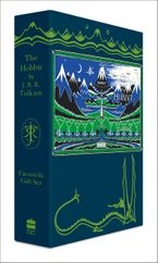 The Hobbit Facsimile Gift Edition [Lenticular cover] Hardcover  by J. R. R. Tolkien