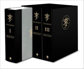 Cover image - The Complete History Of Middle-earth [Deluxe Boxed Set Edition]