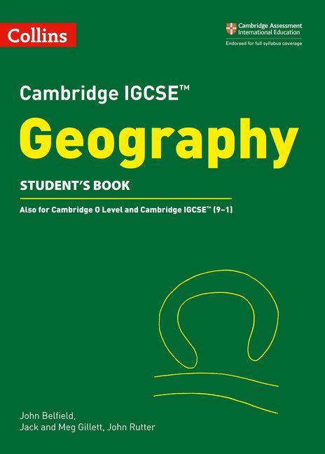 cambridge igcse geography student book collins cambridge igcse