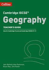 Cambridge IGCSE Geography Teacher Guide (Collins Cambridge IGCSE)