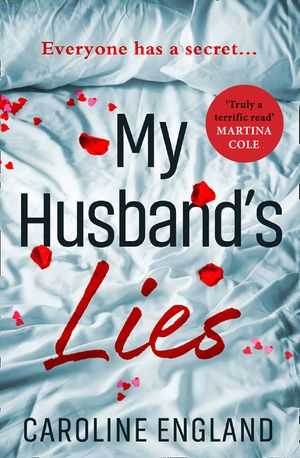 My Husband's Lies: An unputdownable read, perfect for book group reading book image