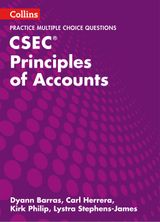 Collins CSEC Principles of Accounts – CSEC Principles of Accounts Multiple Choice Practice