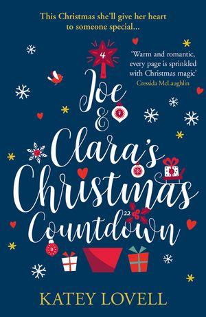 Joe and Clara's Christmas Countdown book image