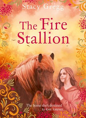 The Fire Stallion book image