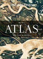 The Times Mini Atlas of the World Hardcover  by Times Atlases