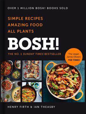 Cover image - Bosh!: The Cookbook