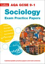 AQA GCSE 9-1 Sociology Exam Practice Papers (AQA GCSE (9-1) Sociology) Paperback  by Simon Addison