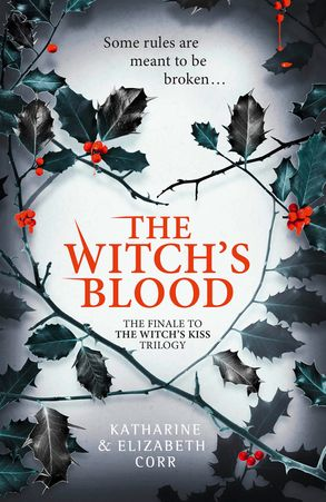 Cover image - The Witch's Kiss Trilogy (3) - The Witch's Blood