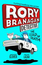The Leap of Death (Rory Branagan (Detective), Book 5) Paperback  by Andrew Clover