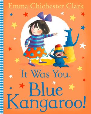 It Was You, Blue Kangaroo book image