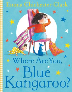 Where Are You, Blue Kangaroo? book image