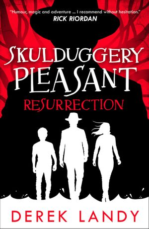 Resurrection (Skulduggery Pleasant, Book 10) book image
