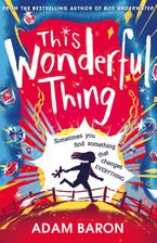 This Wonderful Thing Paperback  by Adam Baron