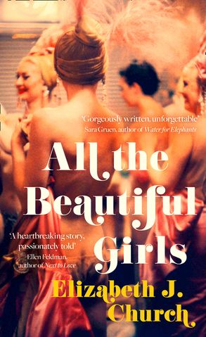 Cover image - All The Beautiful Girls