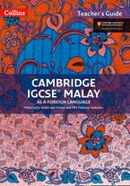 Cambridge IGCSE™ Malay Teacher's Guide (Collins Cambridge IGCSE™) Paperback  by Mohd Saiful Nizam Abd Shukor