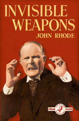 Invisible Weapons book image