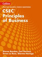 Collins CSEC Principles of Business – CSEC Principles of Business Multiple Choice Practice Paperback  by