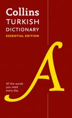 Collins Turkish Essential Dictionary Paperback  by Collins Dictionaries