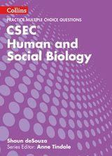 Collins CSEC Human and Social Biology – CSEC Human and Social Biology Multiple Choice Practice