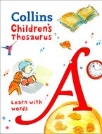 Collins Children's Thesaurus: Learn with words Hardcover  by Collins Dictionaries