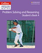 Collins International Primary Maths – Problem Solving and Reasoning Student Book 4