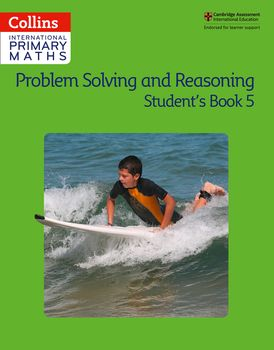 Collins International Primary Maths – Problem Solving and Reasoning Student Book 5