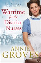 Wartime for the District Nurses (The District Nurse, Book 2) Paperback  by Annie Groves