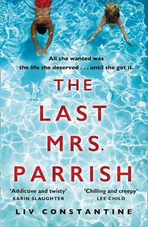 Cover image - Last Mrs Parrish