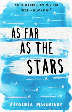 As Far as the Stars book image