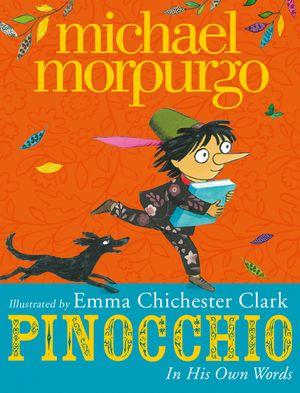 Pinocchio book image