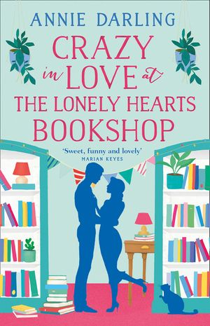 Crazy in Love at the Lonely Hearts Bookshop book image