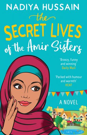 The Secret Lives of the Amir Sisters book image