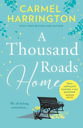 Cover image - A Thousand Roads Home