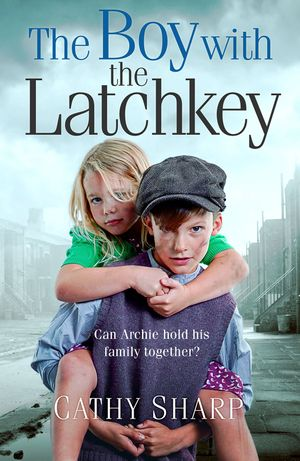 The Boy with the Latch Key (Halfpenny Orphans, Book 4) book image