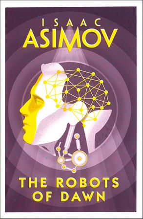 Cover image - The Robots Of Dawn