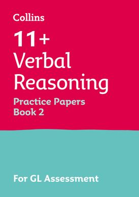 Collins 11+ Practice – 11+ Verbal Reasoning Practice Papers Book 2: For the 2021 GL Assessment Tests