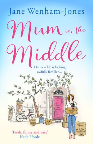 Mum in the Middle book image