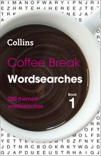 Coffee Break Wordsearches Book 1: 200 themed wordsearches (Collins Wordsearches) Paperback  by Collins Puzzles