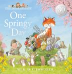 One Springy Day (Percy the Park Keeper) Hardcover  by Nick Butterworth