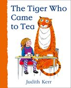 The Tiger Who Came to Tea Board book  by Judith Kerr